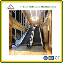 Home escalator - indoor use - VVVF system