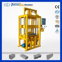 C25 interlocking block making machine / paving block machine / brick making machine for sale