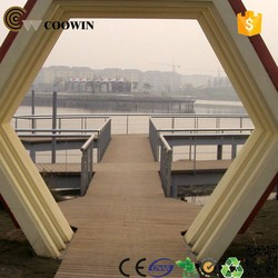 Coowin new designed Anti-UV outdoor decorative wall panels