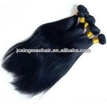 grado superior 8a completo la cutícula intacta un donante de la mejor calidad de cabello virgen de paquetes