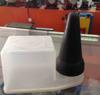 plastic glue pot for shoe manufacture