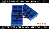 New design plastic ice cube tray mold