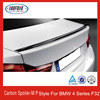 AUTO REAR SPOILERS FOR BMW 4 SERIES F32 CARBON REAR SPOILER