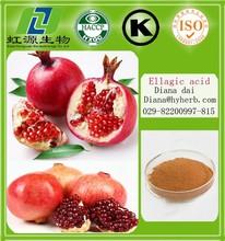 100%nature pomegranate peel extract powder 40-98%