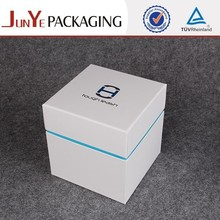Square decorative gift paper cardboard boxes for soap wholesale