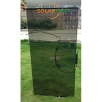flexible amorphous silicon thin film roofing solar panel