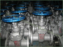 High preformance wcb standard din rising stem gate valve