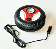 Details about Mini Car sport Tire Inflator Air Compressor Portable Pump 260PSI DC12V