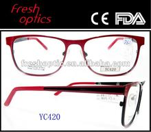 High quality metal frame with fashion shapes