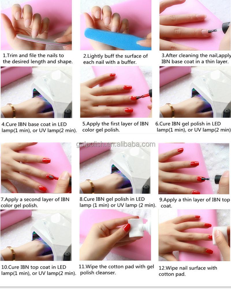 Glitter Glass Style Gel Polish - Buy Glitter Gel Nail Polish,Glitter ...