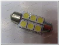 5050 6 LED 6 smd Festoon led 5050,compare high lumen 5730 led double brighter than 5050,festoon
