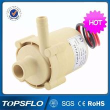 Brushless dc 12v 24v spare parts of water dispenser pump