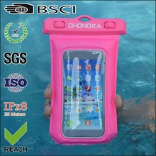 waterproof swimming cell phone case