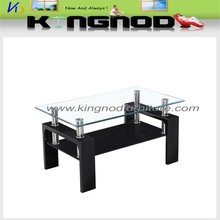 Wooden coffee table Modern style MDF high gloss