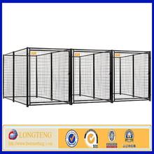 Welded mesh lowes dog kennel runs panel