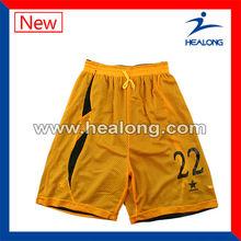 barato clásico del baloncesto uniforme de diseño