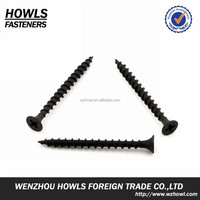 High quality cheap price Carbon steel black phosphating bugle head drywall screw chipboard screw