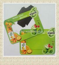 2012 Hot selling good quality photo frame for fridge gift