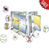 refrigerating room for seafood, cold room for keeping chicken frozen, commercial refrigerating room