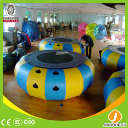 2014 Most popular 5x5M inflatable saturn water toy