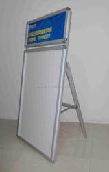 aluminum advertising picture frame supplier HS-HZ24