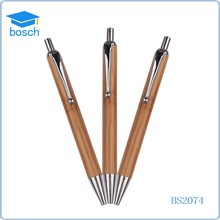 China pen factory personalized wood ballpoint pen/promotional pen wood
