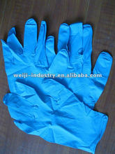 Nitrile hand gloves AQL 1.5 for cleanhouse workshop hospital use Examination,Laboratory