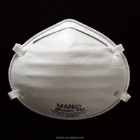 NIOSH N95 disposable surgical mask, printed surgical mask