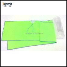 Hot selling polyester knitted microfiber cooling towel ,Microfiber Fabric