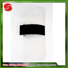 2015 hot sale Top quality Custmized Safety Impact Resistant ballistic shield