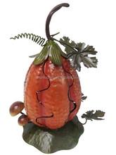Popular cheapest long shaped iron pumpkin for europe