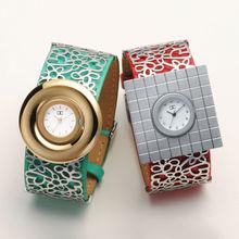 Wholesale high quality japan movt quartz fashion lady brand watch women