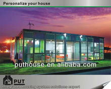 prefabricated container store