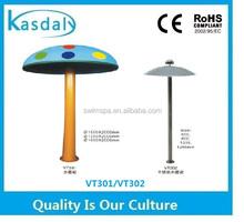 best selling umbrella water park fountain/mushroom for swimming pool/Water Park Fiberglass Mushroom Fountain