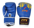 Nuevo producto mayorista subvención diseñe su propio logotipo guantes de boxeo de cuero