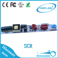 CADELANG Single CE Tube Lights Cool White BV Dimmable mini t8 led tube driver