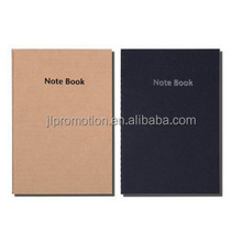 PU leather gift notebook design with elastic strap/ band custom printing for gift