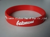 debossed wristband customize silicone bracelet