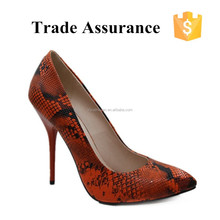 Top Sale Good Quality office lady 2015 New Model Shoes