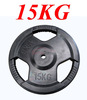 wholesale 15kg olympic rubber weights plate with factory price