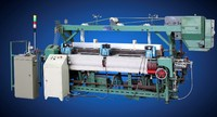 HQ747B Rapier Loom in weaving machine with electric dobby, tucking device