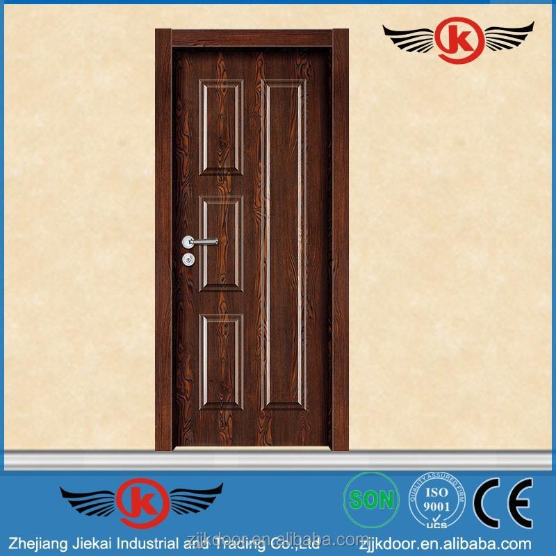Jk mw9501 modern wood door designs plywood door price - Plywood door designs photos ...