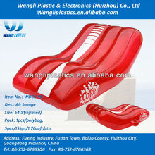Deluxe inflatable leisure sofa PVC lounge relax long air chair