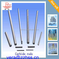 titanium cemented carbide rods long service life for mining and construction tools tungsten carbide blank