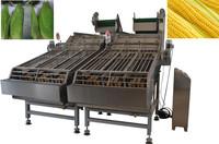 special design stainless steel Fresh Corn dehusker machine
