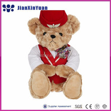Different Size Gentleman Teddy Bear for Wedding