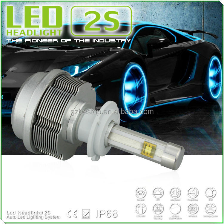 2015 Newest led auto light ,Better than xenon hid kit 30W auto led light H1H3 H4 H7 H11 9005 auto led bulb