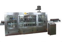 6000-8000BPH beer washing/filling/capping triblock machine NF-BCGF32/32/10