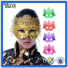 Charming Crown plastic masquerade party mask/Wholesale half face dance sexy party mask/festival performance Halloween party