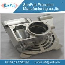 natural anodizing parts / anodized cnc machined aluminum 6061 parts